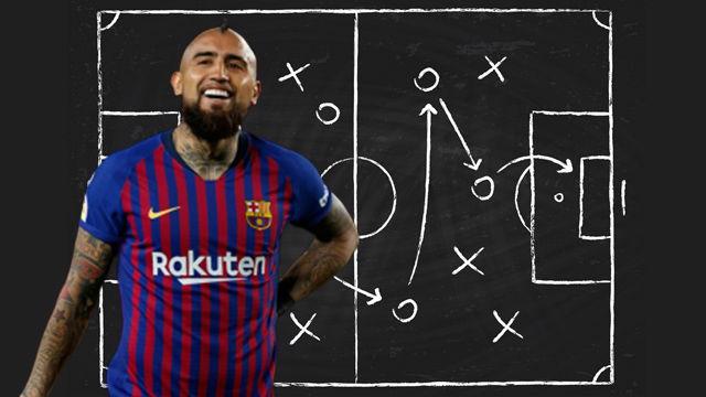 SPORT analiza la temporada de Arturo Vidal al detalle... y su futuro en el Barça