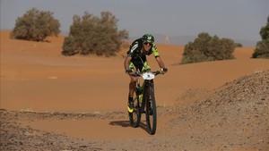 La Titan Desert, toda una aventura para los participantes