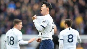 El Tottenham volvió a bailar al Son de su estrella