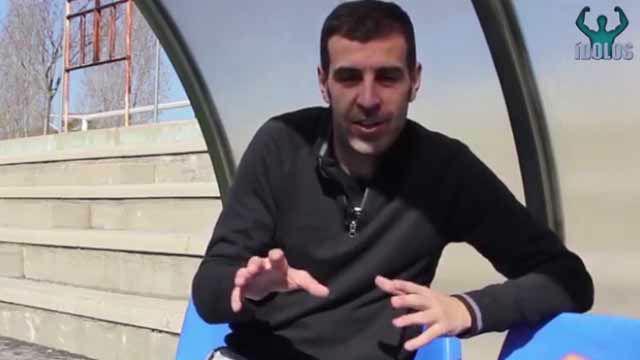 Trashorras: Le di patadas por todos los sitios a Xavi Hernández porque Cruyff lo pidió
