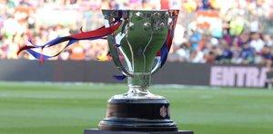 El trofeo de LaLiga podría quedar sin campeón esta temporada