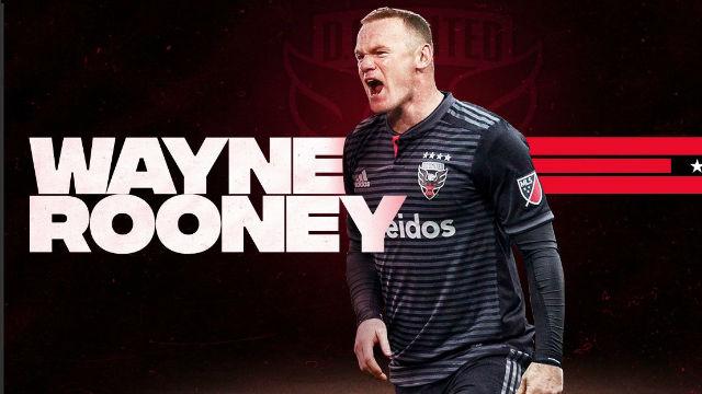 El D.C. United anuncia el fichaje de Rooney