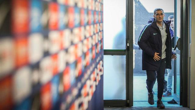 Valverde: ¿Miedo al Madrid? No tenemos miedo por ir los primeros