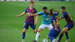 Vidal volvería al once