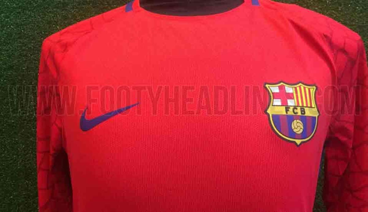 the latest d3894 51723 fc barcelona goalie kit