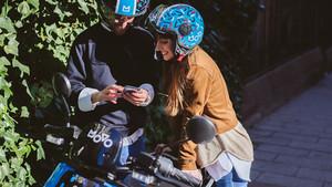 Movo llega a Madrid con 300 scooters nuevas