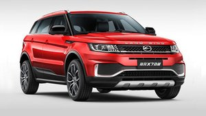 Landwind X7, la copia del Evoque.