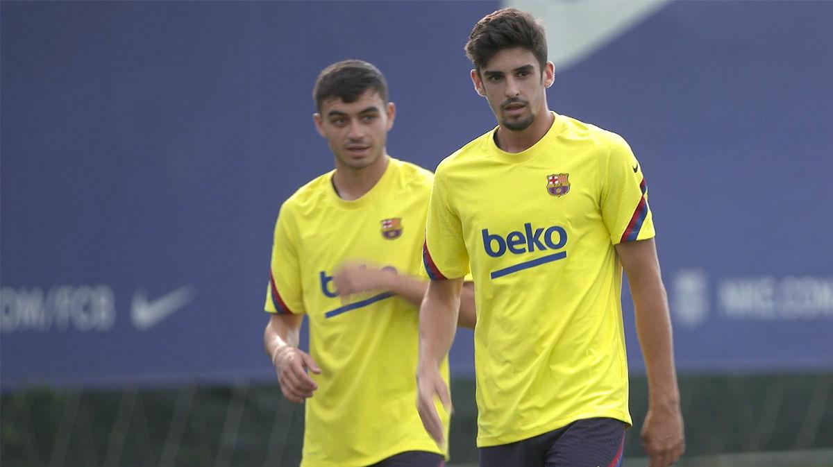 Trincao, Pedri y compañía siguen cogiendo el tono en el Barça