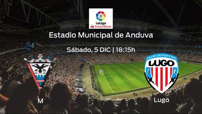 Previa del partido de la jornada 17: CD Mirandés contra Lugo