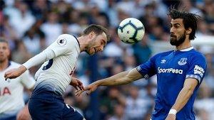 André Gomes, motivo de disputa entre Tottenham y West Ham