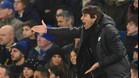 Antonio Conte está en la cuerda floja en el Chelsea