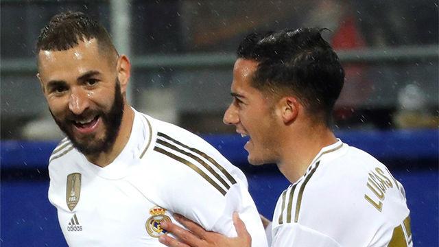 Así sonó en la radio el gol de Benzema