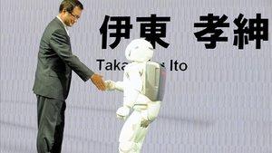 Asimo, el robot de Honda