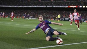 El Atlético de Madrid se ha interesado por Rakitic