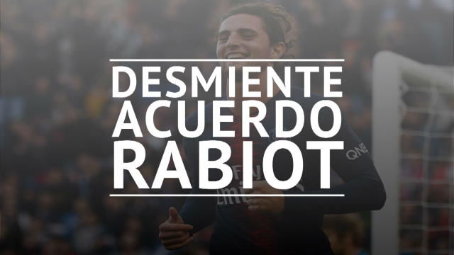 El Barcelona desmiente que haya acuerdo con Rabiot