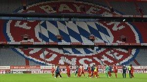 El Bayern podría empezar la temporada sin público, según avance el coronavirus