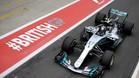 Bottas ha comenzado fuerte en Silverstone