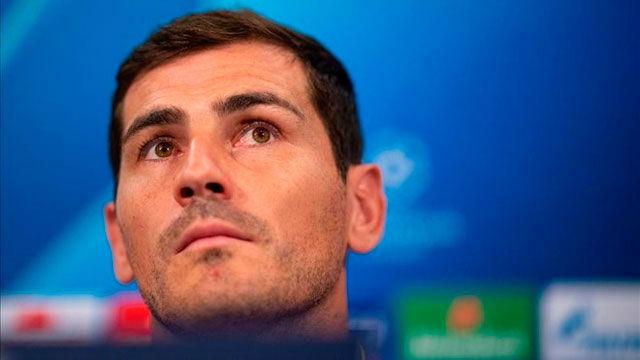 Casillas se incorpora a la dirección deportiva del Oporto