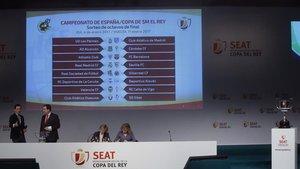 La Ciudad del Fútbol de Las Rozas vuelve a ser la sede del sorteo de Copa