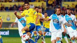 El Deportivo venció 1-3 en el partido de la primera vuelta