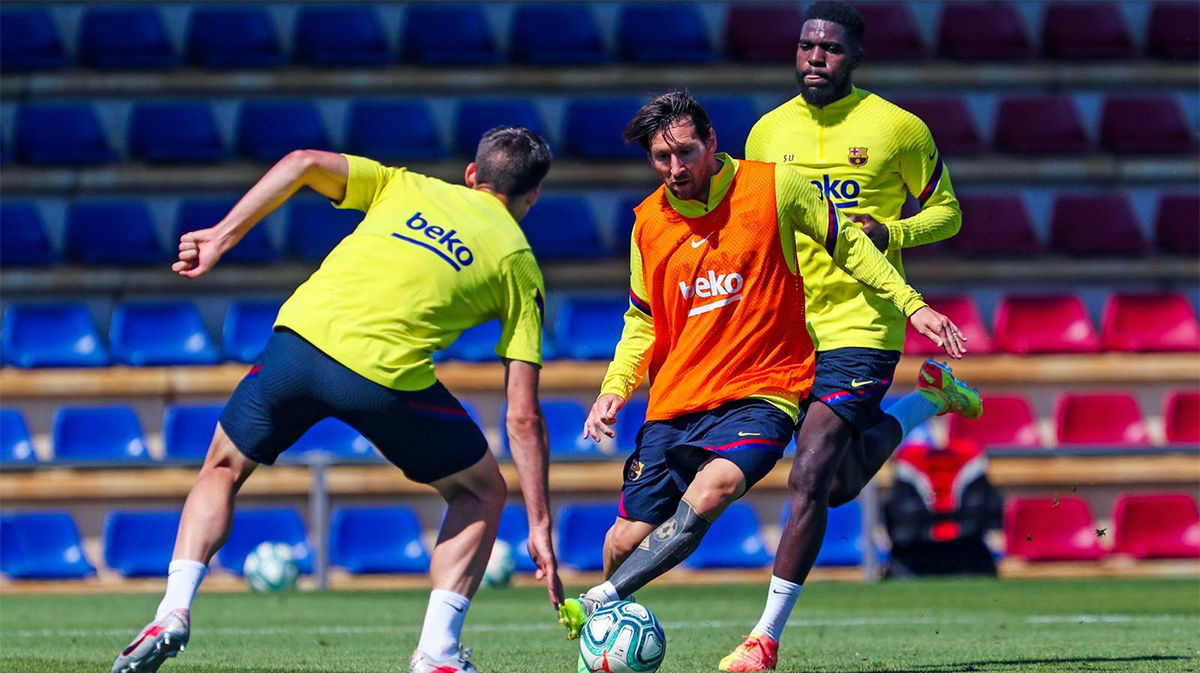 ¡Un día menos para volver! Así prepara el Barça el encuentro en Mallorca