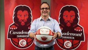 Diego Ocampo, nuevo técnico del Casademont Zaragoza