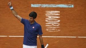 Djokovic asegura que poco a poco va encontrando su juego