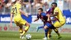 El Eibar cayó ante el Barcelona en la Jornada 9