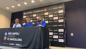 El encendido elogio de Valverde a Aleñá