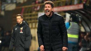 El entrenador argentino reconoció la derrota de su equipo
