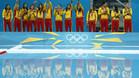 España buscará la medalla en los Mundiales de Kazán tras su flamante plata olímpica en Londres'12
