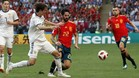 España jugó la prórriga ante Rusia