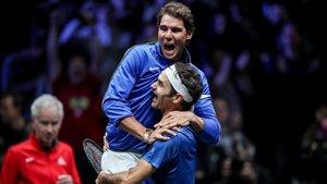 Federer y Nadal mantienen una gran relación externa a la rivalidad deportiva