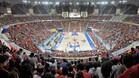 El Fernando Buesa Arena vivirá en 2019 su primera final de la Euroliga