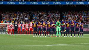 El Girona - Barcelona es uno de los partidos programados para jugar en Miami