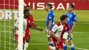El Girona necesita mejorar su rendimiento para alejarse de la zona baja de la tabla