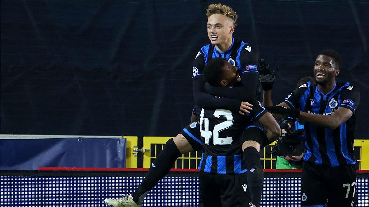 El gol de Noa Lang ante el Zenit