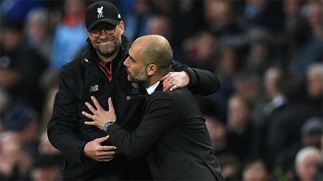 Guardiola: El Liverpool es el rival más importante que he enfrentado en mi carrera