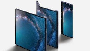 El Huawei Mate X2 podría inspirarse en el Galaxy Z Fold 2