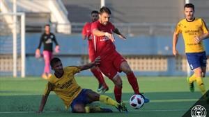 El Ibiza jugará en la Segunda división B la próxima temporada