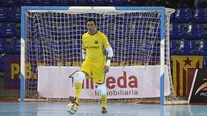 Juanjo Angosto dejará el Barça a finales de temporada