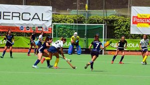 El Junior de Sant Cugat acoge un torneo de hockey base
