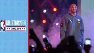 Kobe, en la memoria de todos en el All Star de Chicago