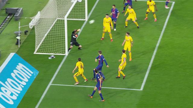 LALIGA | FC Barcelona - Atlético de Madrid (1-0): Oblak evita un golazo de Busquets