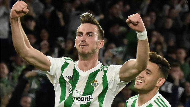 LALIGA | Betis - Málaga (2-1): El gol de Fabián Ruiz