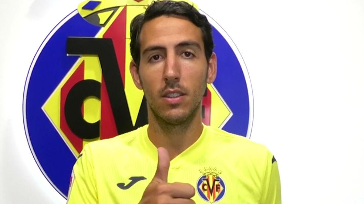 Las primeras palabras de Parejo como jugador del Villarreal