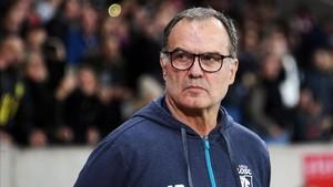 El Lille ha suspendido a Bielsa de sus funciones en el equipo