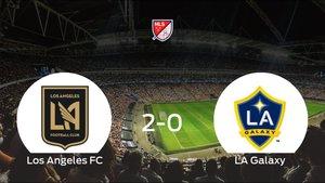 El Los Angeles FC vence 2-0 al LA Galaxy
