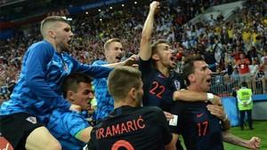 Mandzukic culminó la remontada croata en la prórroga
