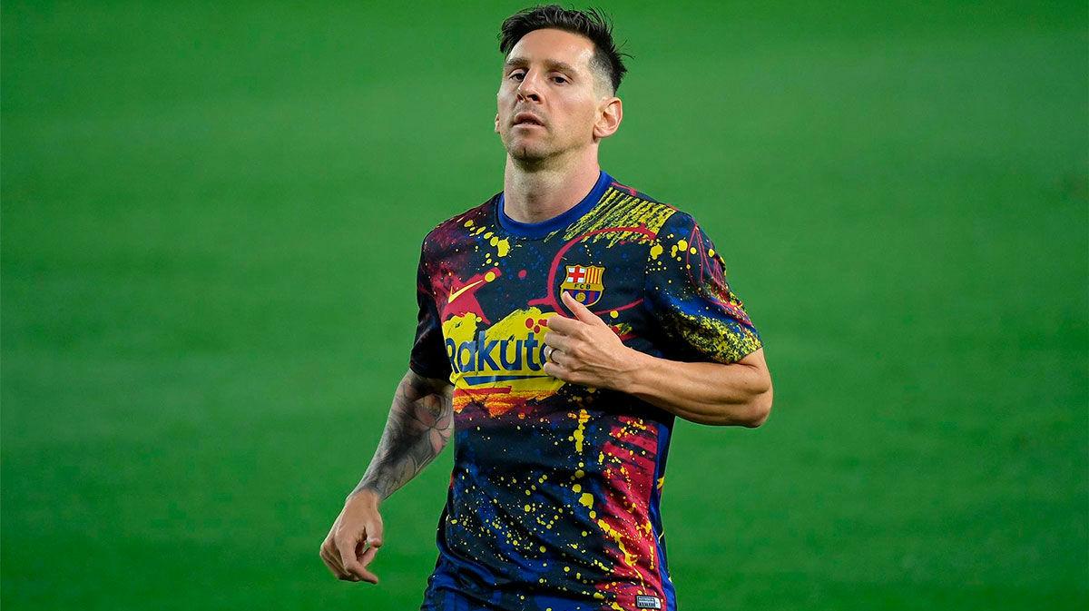 Messi vuelve a ser el mejor en la última jornad de Liga